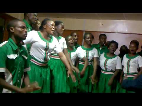 Enda Nasi performed by Moi University Choir