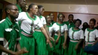 Enda Nasi performed by Moi University Choir