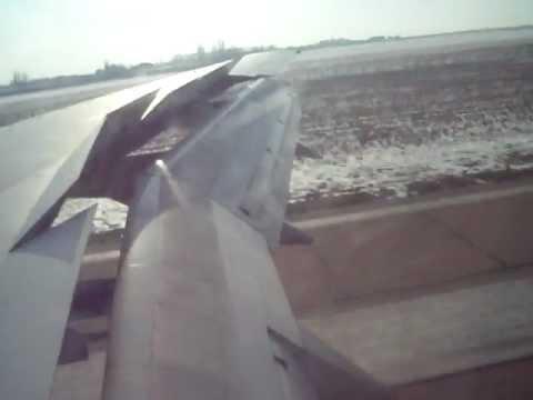 Посадка БОИНГА 757-200 ВИМ
