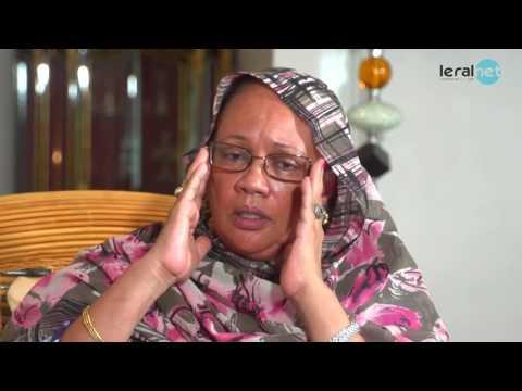 Fatimé Raymonne Habré : «Hissène Habré est actuellement malade. Sa place n