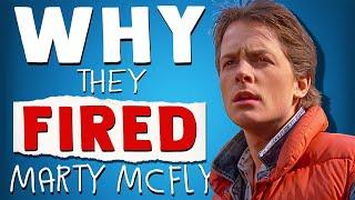 The WEIRD Reason Back To The Future Fired Marty McFly смотреть онлайн в хорошем качестве бесплатно - VIDEOOO