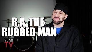 RA The Rugged Man and Vlad Debate Drake vs Rakim vs Nas vs Jay Z
