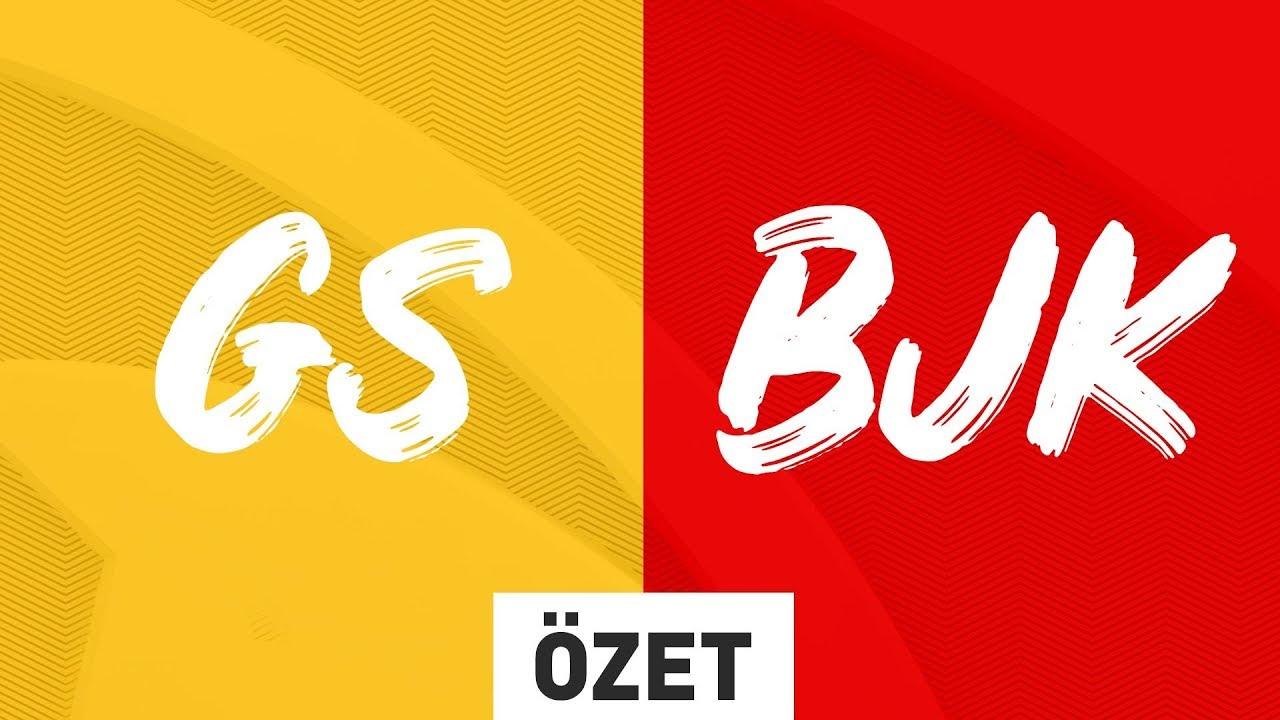 Galatasaray Espor ( GS ) vs Beşiktaş ( BJK ) Maç Özeti Videosu