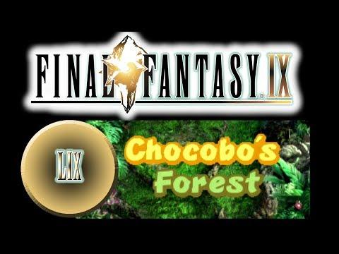J-Play   Final Fantasy IX (Blind), Part 59 [Blue Narcissist II ~Alexandria & Chocobo's Forest~]