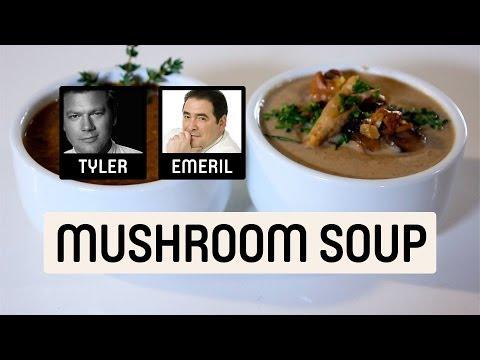 Recipe Wars - Mushroom Soup