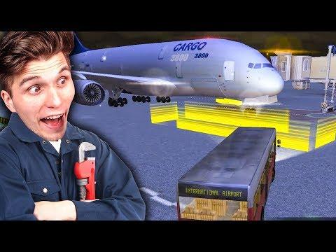 Mein neuer Job am Flughafen