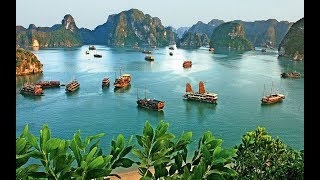 Бухта Халонг Вьетнам ⁄ Ha Long Bay Vietnam