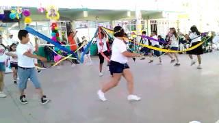 Oye Madre Tierra Chayanne (coreografía)