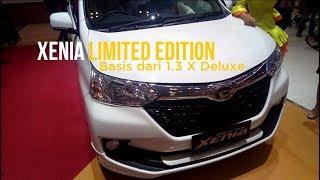 Baixar Daihatsu Xenia 1.3 X Deluxe A/T 110th Limited Edition - GIIAS 2017