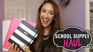 Back to School Supplies Haul 2014!!! Thumbnail