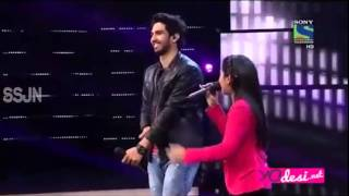 Nithyashree  indian idol junior ((Bar bar dekho))