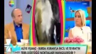 Yaşar Nuri Öztürk'ten Fethullah Gülen'e 'Kafir' iması