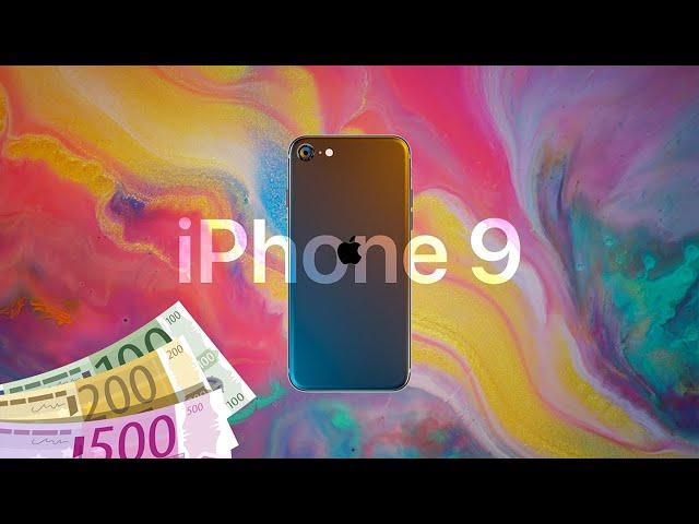 IPHONE 9: il probabile PREZZO UFFICIALE!