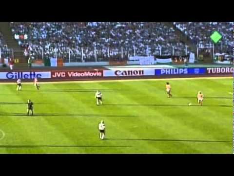 Hele wedstrijd Nederland - West Duitsland EK 1988 2/8