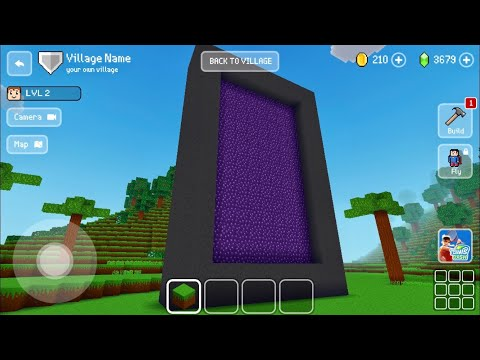 Block Craft 3D: Building Simulator Games For Free Gameplay #691 (iOS & Android)   Portal