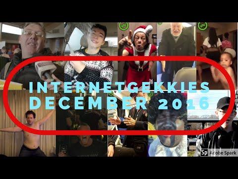 De Internetgekkies van de maand December 2016