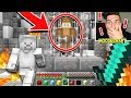 MOOSECRAFT GETS CAUGHT BY IRON STEVE IN MINECRAFT!