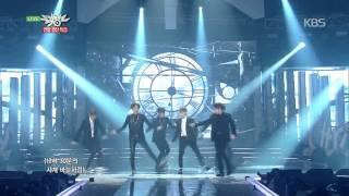[HIT] 뮤직뱅크-BEAST - 12시 30분(12:30) + Good Luck.20141219