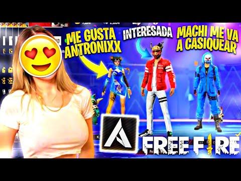 Download PONEMOS A PRUEBA a la NOVIA De Un FAN Con ANTRONIXX!! ¿Le Manda Su P4¢K? ¿Lo Eng4ña? FREE FIRE