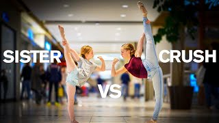 My CRUSH vs My SISTER Epic Photo Dares