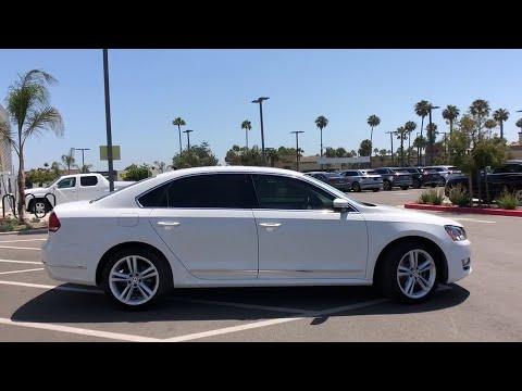 2012 Volkswagen Passat Oxnard, Ventura, Camarillo, Thousand Oaks, Santa Barbara, CA AXP2632A