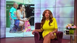 Wendy Williams - Funny/Shady moments (part 8)