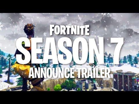 SEASON 7 Trailer LEAKED in Fortnite Battle Royale! (REAL or FAKE?)