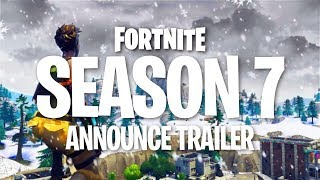 SEASON 7 Trailer LEAKED in Fortnite Battle Royale! (REAL or FAKE?)