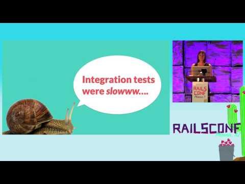 RailsConf 2017: Building Rails ActionDispatch::SystemTestCase Framework by Eileen Uchitelle