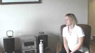 Wellness TV by Randy Rowett,  Massage Therapist DAWN, interview, 2005