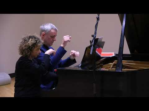 Duo Tal & Groethuysen — Fantasy in F Minor D 940 by Schubert