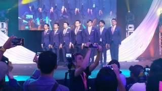 WORLD ORDER - Machine Civilization At J-Pop Summit 2016