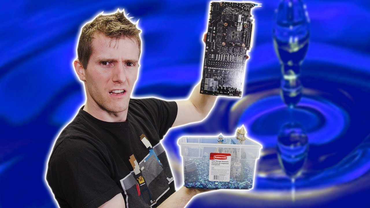 parts from the oil-cooled pc - do they still work??? - youtube