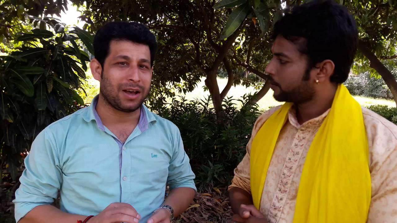 Interview Bhojpuri Songs Writer R R Pankaj #Actor Ravi Shashtri #Bhojpuri News