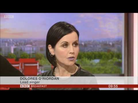 The Cranberries BBC Breakfast 2017