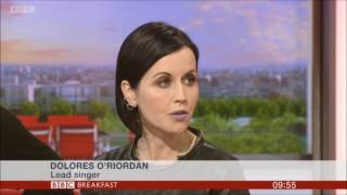 The Cranberries BBC Breakfast 2017 YouTube Videos
