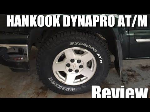 Hankook Dynapro ATM (20K Mile Update)
