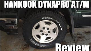 видео Hankook Dynapro ATM RF10
