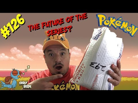 Early Bird Pokemon Opening #126 The Future Of The Series.....