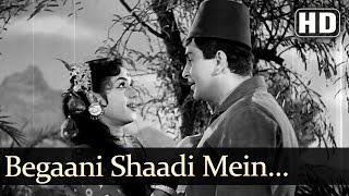 Begaani Shaadi Mein - Raj Kapoor - Padmini - Jis Desh Mein Behti Hai - Bollywood Classic Songs