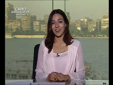 Hamsa Mohamed - News Presenting July Workshop