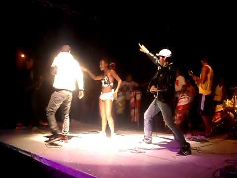 Banda Let's Go no Oba Oba em 29/01/2010