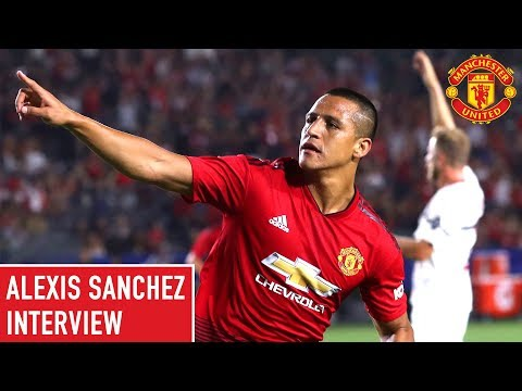 Alexis Sanchez: United is a Big Team and We Have to Win Titles | Manchester United