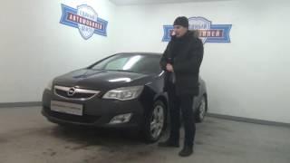 Opel Astra J Black