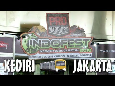 Ke Jakarta Lihat Pameran Outdoor Indofest 2018