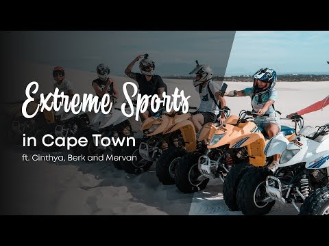 5 amazing extreme sports to do in Cape Town!