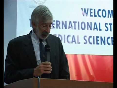 Michael Farbman, USAID, Office in Prishtina, Director ,KISCOMS I/ KOSOVA 2008wmv