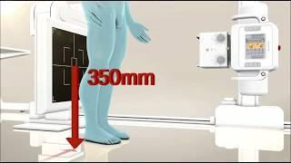máy x quang kỹ thuật số DR TITAN11-VIKOMED-công nghệ chẩn đoán hình ảnh-kỹ thuật y sinh