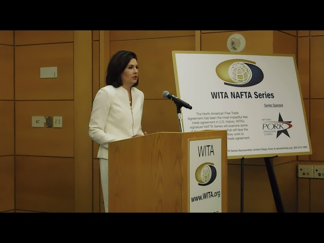 12/7/17 - WITA NAFTA Series: Energy and the NAFTA - Part 4