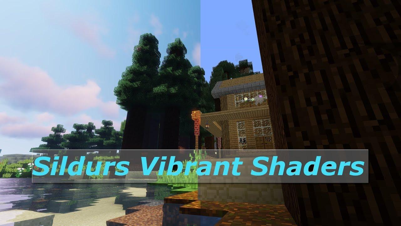 download sildurs vibrant shaders 1.14.4